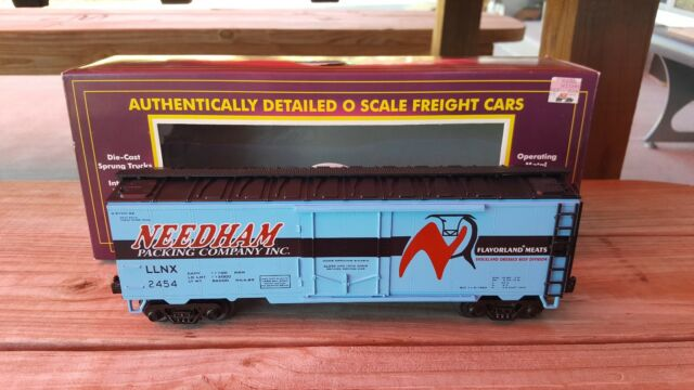MTH Needham Packing Company O Scale Refrigerator Mt-9401l L6518 for