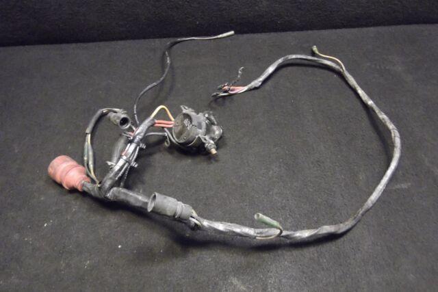 Wiring Harness Evinrude Johnson 88-110 HP Crossflow V4 1988-1989 for