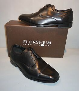 Florsheim Men39s Welles Oxford Dress Shoes Black Sizes