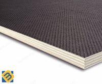 Anti-Slip Mesh Phenolic Birch Plywood Sheets 12mm Trailer ...
