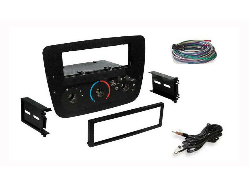 Ford Taurus 2000-2006 STEREO RADIO INSTALL DASH KIT+WIRE HARNESS