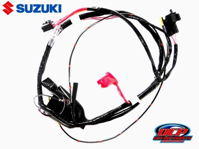 Suzuki Lt80 Wiring Harness Wiring Diagram 2019