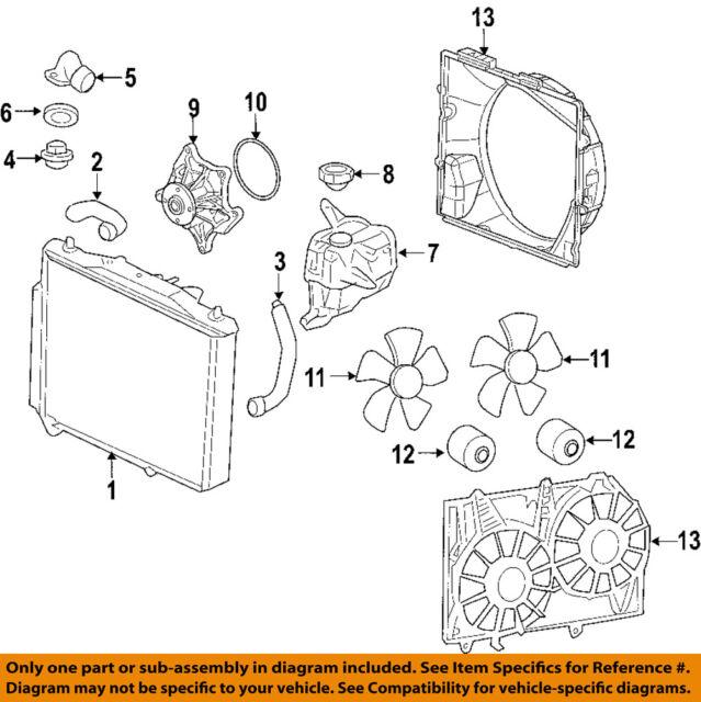 Cadillac GM OEM 05-10 STS-Engine Water Pump Gasket 12563877 eBay