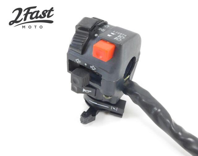 OEM Handlebar Switch Headlight Turn Signal 7/8\