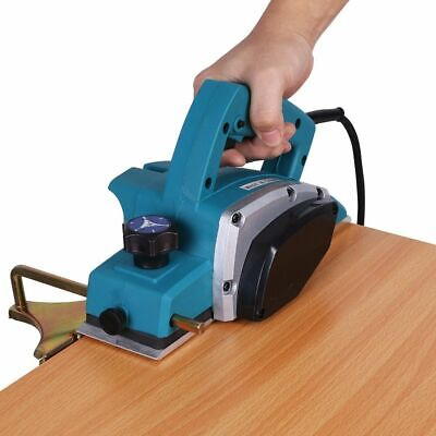 Electric Wood Planer Door Plane Hand Held Woodworking - Electric Hand Planer