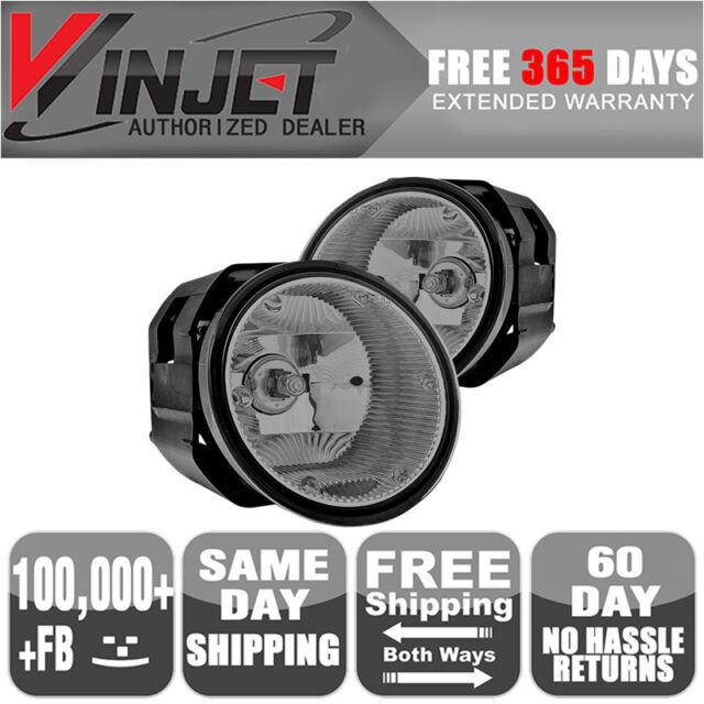 Winjet for 01-04 Nissan Xterra Frontier OE Fog Lights Wiring Kit