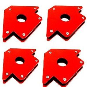 4 Arrow Welding Magnets Holder 50 Lb Strength 50lb Ebay