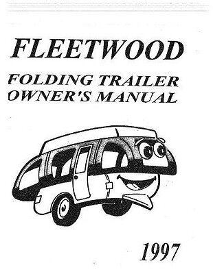 Coleman Fleetwood Popup camper Owners Manuals, Parts, Accessory