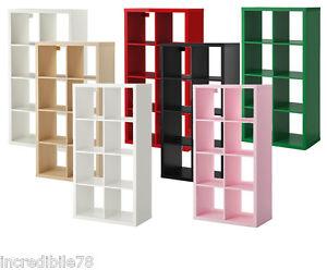 Ikea Libreria 8 Posti Verticale Kallax 77x147x39 Cm Ebay