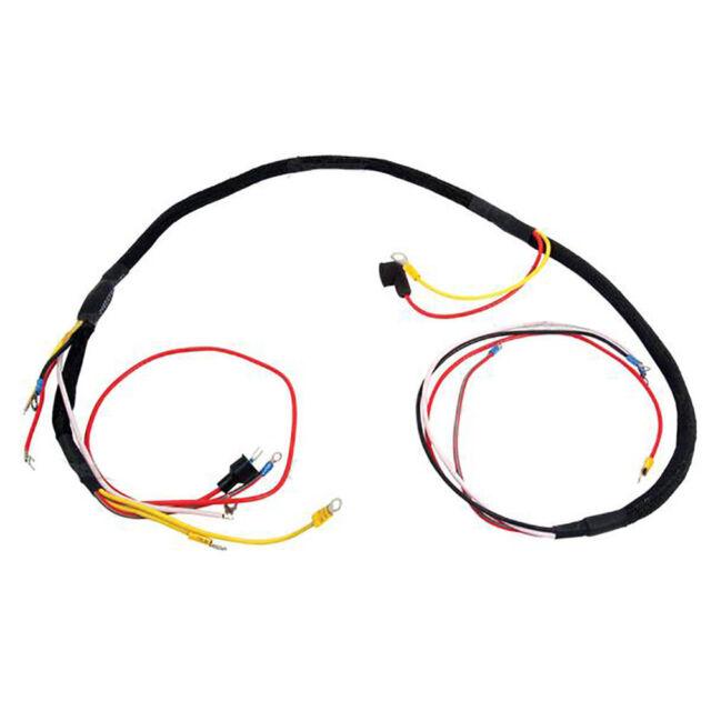 8n14401c Wiring Harness Ford 8n Late Side Mount Distributor 6v