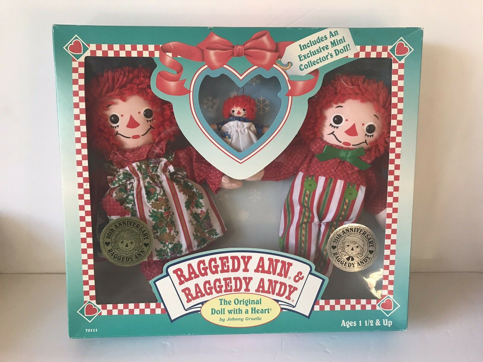 Wohnzimmer Donald Trump Raggedy Raggedy Raggedy Ann And Andy 75th Anniversary Doll