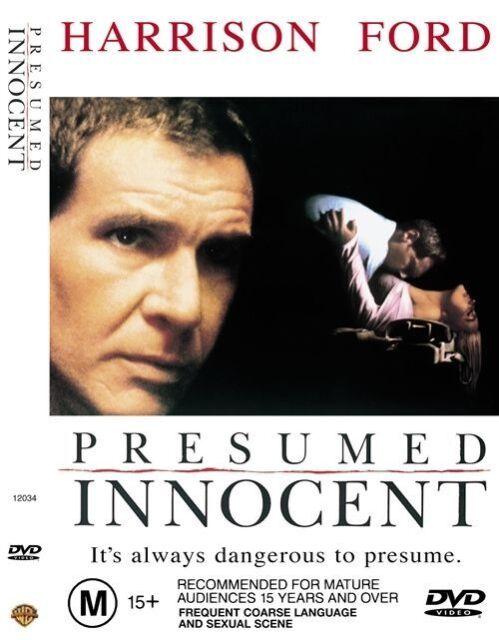 Presumed Innocent (DVD, 1999) eBay