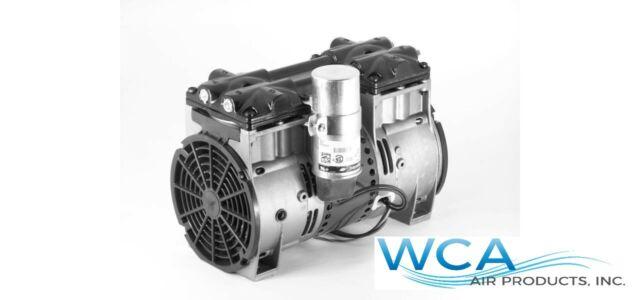 Thomas WOB-L 2685PE40 3/4HP 110V Lake Fish Garden Pond Pump Aeration