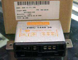 Eberspacher V7s Heater Control Regulator 24v Fmc 1448 36