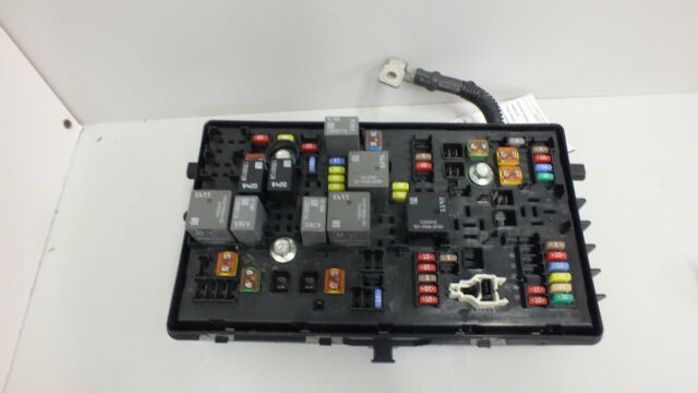 2011 Srx Fuse Box Wiring Diagram