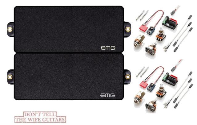 Guitar Active Emg 81 Pickup Wiring Wiring Diagram