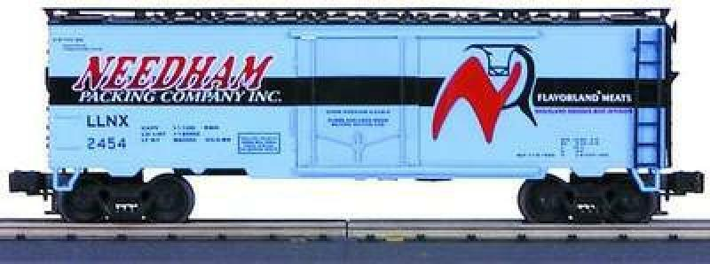 Buy MTH O Scale Premier 20-9401 Needham Packing Company 40\u0027 Reefer