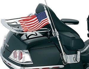 Flag Pole For Luggage Rack Kuryakyn 4260 Ebay