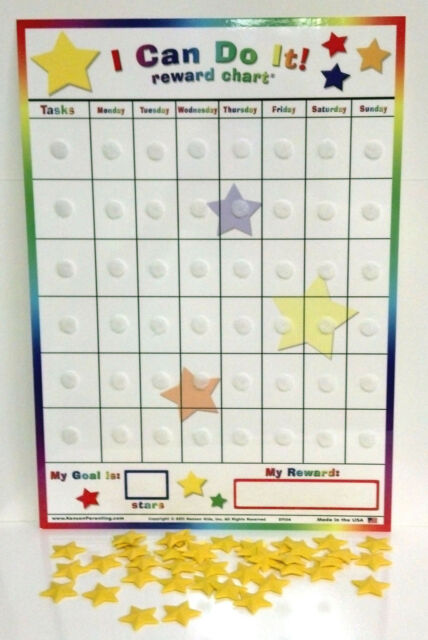 Replacement Board and Stars for Kenson Kids \