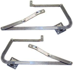 Werner 55 2 Attic Ladder Spreader Hinge Arms Mfg After