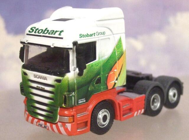 Oxford SCANIA CAB Jockey Truck  Trailer Eddie Stobart Richard