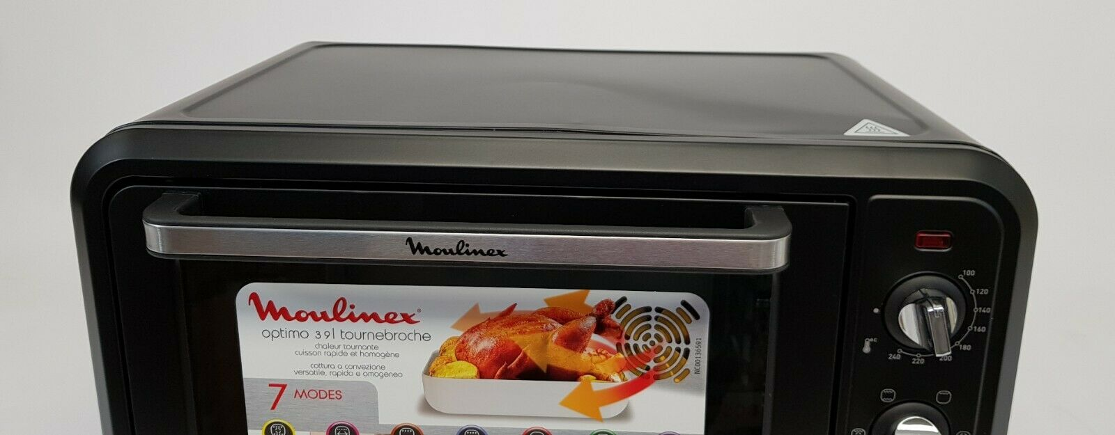 Oven Losstaand Moulinex Ox485810 Optimo 39 L Mini Backoffen Mini Four