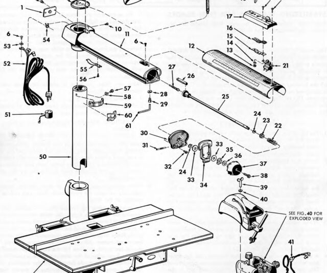 Sears Craftsman 9 Inch Table Saw Wiring Diagram - Best Place to Find