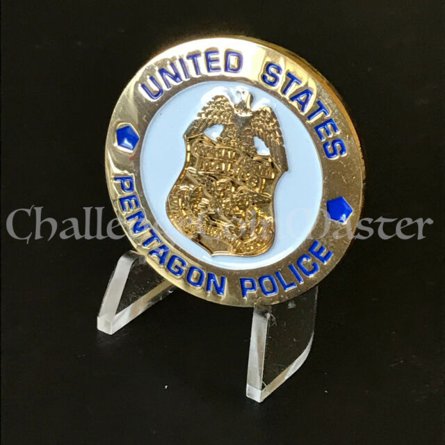 B80 US United States Pentagon Police Criminal Investigations