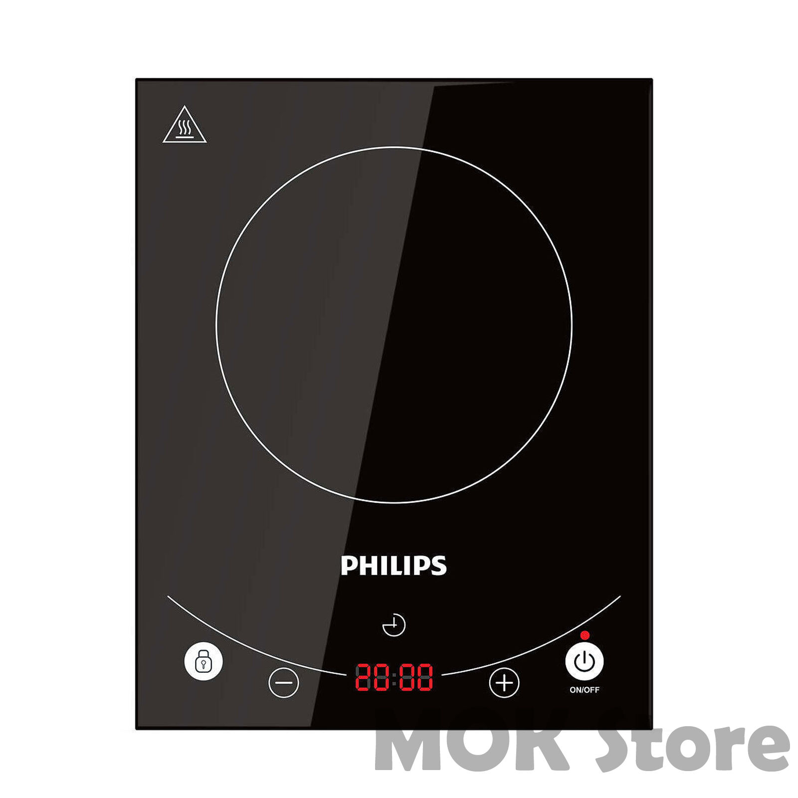Kuche Single Stove Induction Cooktop Philips Electric Range Induction Cooker Cooktop Single