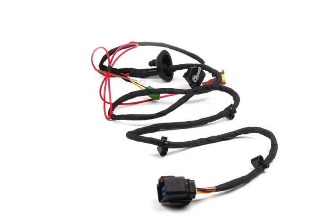 Genuine MERCEDES BENZ Ml GL W164 X164 Trailer Hitch Wiring Harness