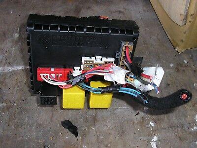 Alfa Romeo 156 fuse box  relay assembly eBay