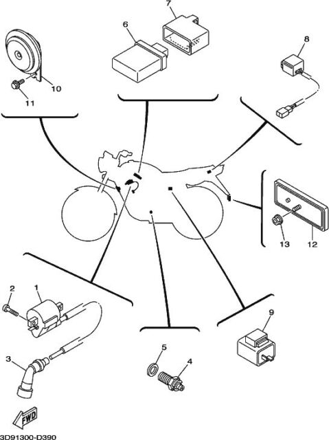Yamaha Xt 125 X Wiring Diagram - Best Place to Find Wiring and