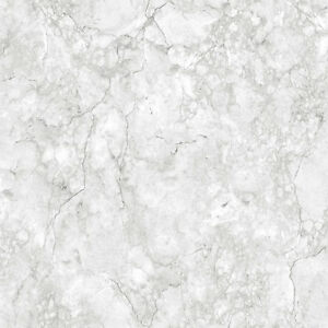 3d Damask Wallpaper Light Grey Marble Effect Wallpaper By Muriva Quality
