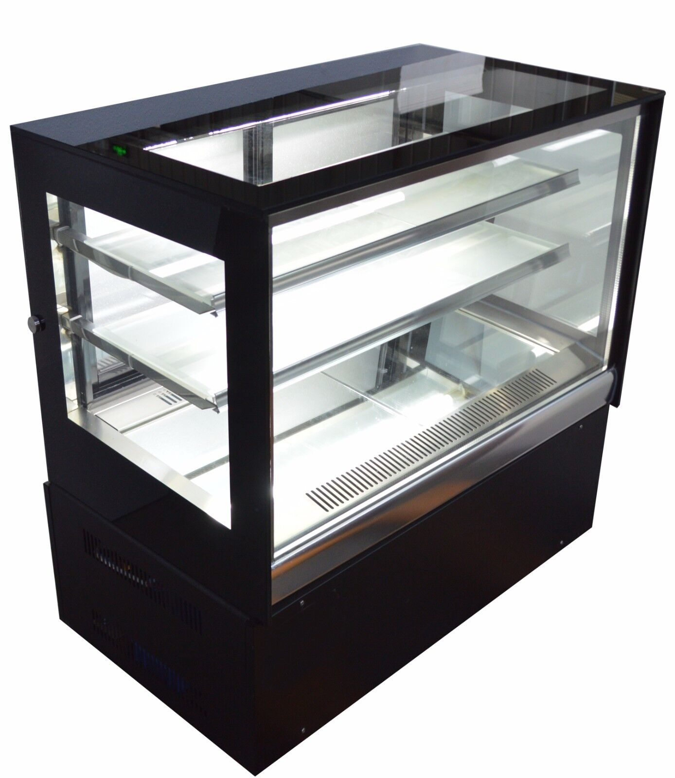 Bakery Display Cabinet Countertop Refrigerated Cake Showcase Commercial Bakery Display Cabinet 220v