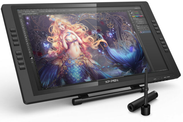 Design Tablett Xp-pen Artist22e Pro 22inch Ips Digital Drawing Tablet