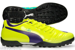 Puma Evopower 4 Tt Astro Turf Trainers Shoes Ebay