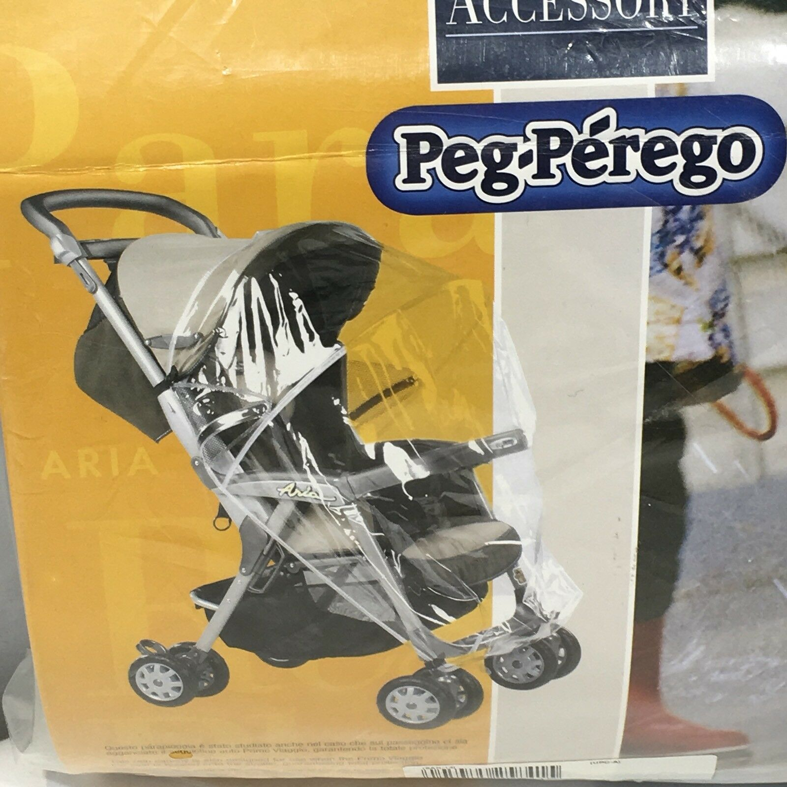 Komfort Buggy Book Von Peg Perego Peg Perego Stroller Rain Cover Accessory For Aria Transparent Keep Baby Dry