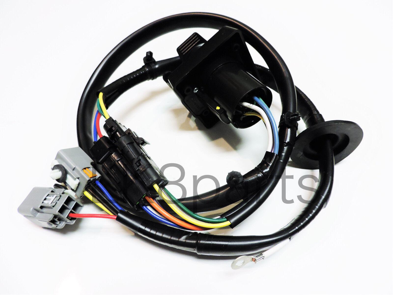 lr4 trailer wiring harness