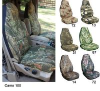 CC Front set car seat covers Ford F150 - 550 captain ...