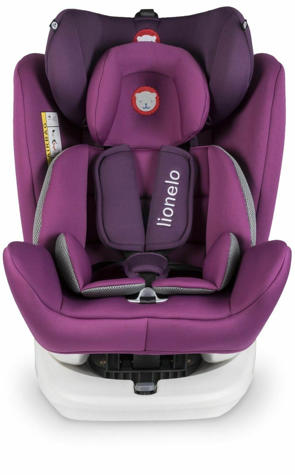 Joie Isofix Ebay Car Seat Lionelo Bastiaan Isofix 360 Top Tether 36 Kg Group 1 2 3