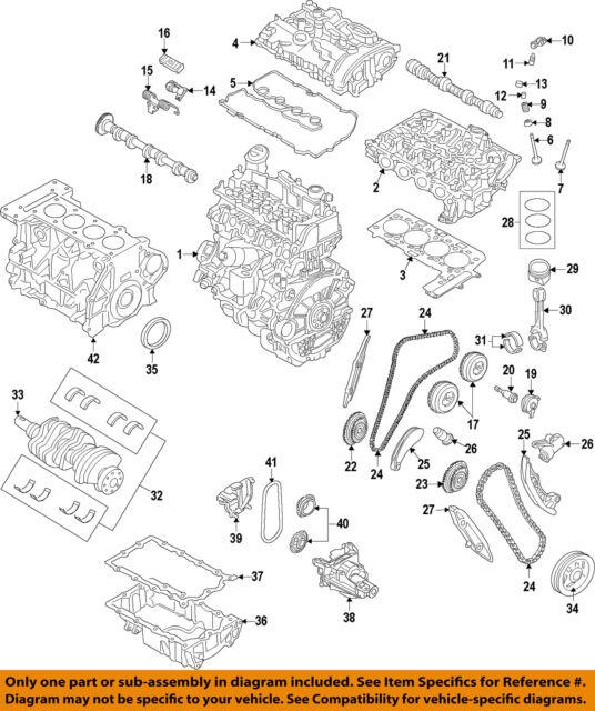 Engine Connecting Rod Bearing Set DNJ fits 07-15 Mitsubishi