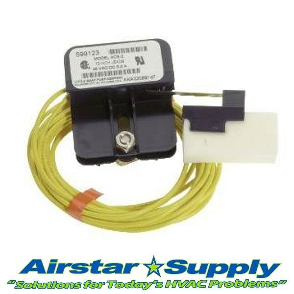 Safety Overflow Float Switch for Drain Pans by Little Giant # Acs-3