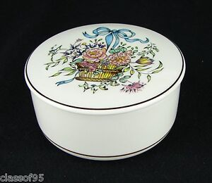 Vb Villeroy Boch Floralies No 4 Covered Trinket - V Amp B Aufsatzwaschtisch Loop Amp Friends