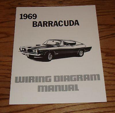 1969 Barracuda Wiring Diagram Wiring Diagram