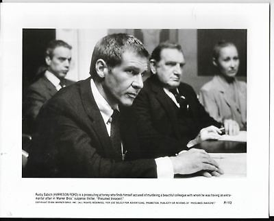 8x10 Hollywood movie pic for Presumed Innocent with Harrison Ford #9