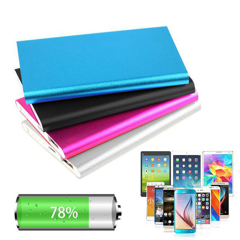 Diy Power Bank Details About Diy Aluminum Power Bank Case Cell Box Kit For 5000mah External Battery Charger