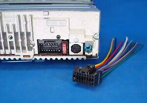 Jvc Kw Av61bt Wiring Diagram New Sony Plug Wire Harness Mex M70bt Gs810bh Bt2600 Bt2800