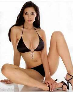 Beauty Full Girl Wallpaper Tera Patrick 8x10 Photo 003 Ebay