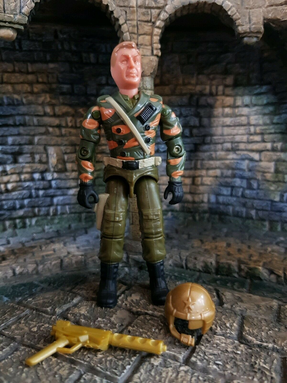 Deko Badezimmer Action Action Force Gi Gi Gi Joe Joecon Exclusive Major Storm