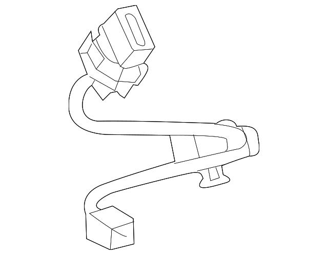 fog light wiring loom harness switch kit universal motorcycle bike